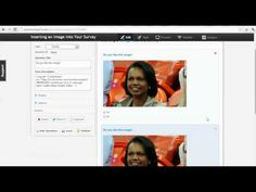 Inserting an Image into Your Survey #online_survey_software