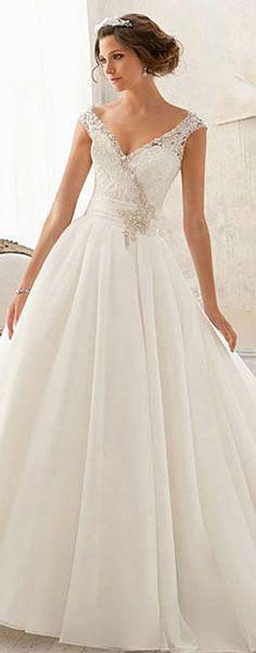 Hermoso... wedding dressses, dress wedding