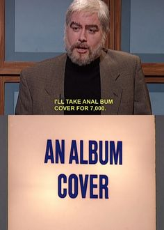 10 Iconic Misreadings Of SNL Celebrity Jeopardy Categories Buzzfeed - God I miss these!