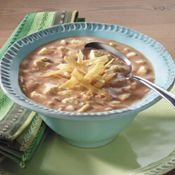 Enchilada Turkey Soup, Recipe