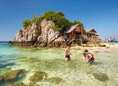 Perfect Paradise: Phuket - love this piece by my friend Henley Vazquez adventur, breakeryardcom, friends, dream, inspa, hidden, bays, explor, kayak
