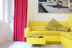 yellow couches forever