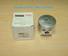 Yamaha NOS IT175 Std. Piston Fits IT175F (1979) * IT175G (1980) * IT175H (1981)