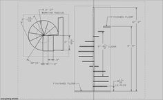 house plans with circular staircase   How to build a spiral staircase