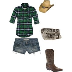 Potential Rodeo outfit I'm alil bit country