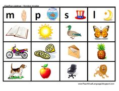 I Teach Dual Language: Initial Sounds Picture Sorts