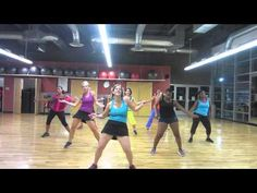Blurred Lines Dance Fitness - YouTube