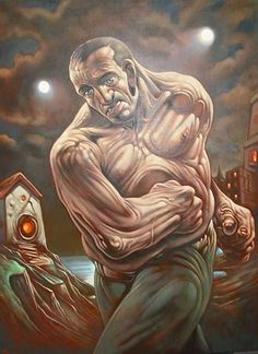 Works of Peter Howson