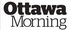 Ottawa Morning segment on women in politics