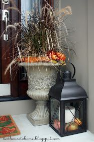 New House to Home: Fall Decorating Home Tour