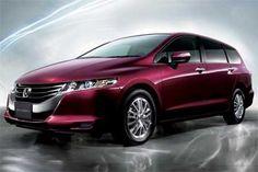 2011 Honda Odyssey STANDARD colour. Almost makes me long for my mini van days.