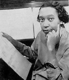 Julia Perry, composer  (1924-1979)