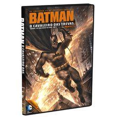 DVD Batman: Cavaleiro Das Trevas Parte 2
