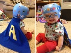 Tiny superheroes fight big illnesses in little capes - TODAY Health