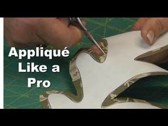 Jan Patek is the Queen of applique! Appliqué Like a Pro! Part 4/4 - Inner & Outer Curves.