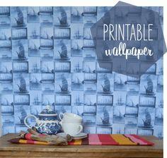 printable wallpaper - photo Poppytalk