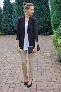 skinny khakis