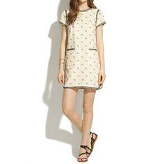 Madewell - Lightstitch Tunic Dress