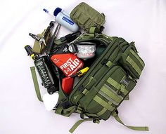 Man Gift Idea? How to Build Your Own Urban Survival Bug-Out Bag : Discovery Channel