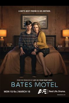 The Bates Motel.  It's getting weirder and weirder...