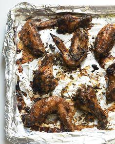 Jerk Chicken Wings Recipe