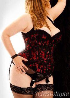 sexi curvi, beauti, bbw, eleg curv, lingeri, sexi corset, curves, beautyful curv, curvi girl