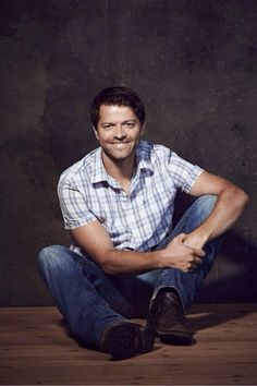 Supernatural. Misha Collins