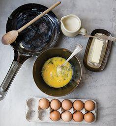 How to Make Perfect Scrambled Eggs...
