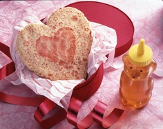 Honey Valentine Cookies