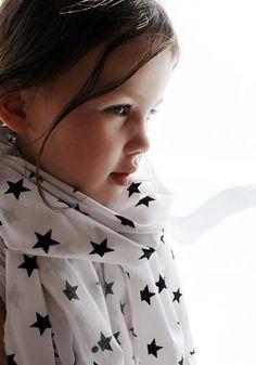 Star scarf from www.bodieandfou.com