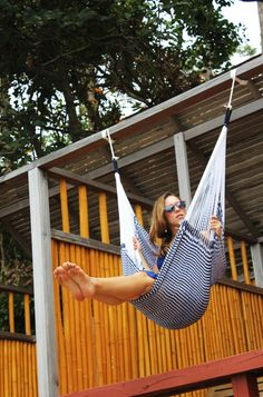 Hanging Chair Hammock by Yellow Leaf Hammocks