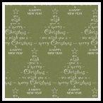 free christmas tree digital backing paper pack