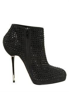 Crystal boots by Carvela Kurt Geiger