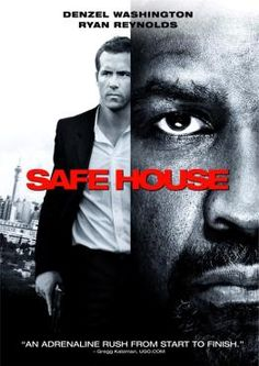 Safe House   .    R  DVD  1:55                 Legendary spy Tobin Frost has eluded capture for almost a decade. One of the best ops men that the CIA has ever trained, the brilliant ex-intelligence officer has betrayed assets and sold military codes to enemies of the state since he turned. From aiding
