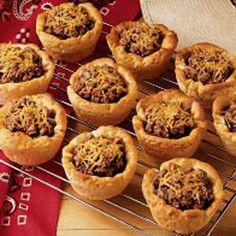Barbecue Muffins Recipe