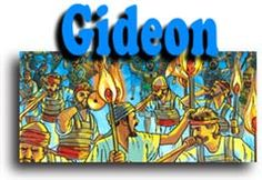 "Gideon FREE ""PDF"" Bible Pictures"