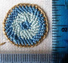 spiral trellis done