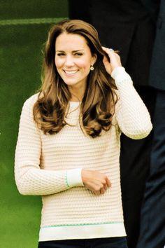 Kate, Radiant...New Zealand Tour  April, 2014