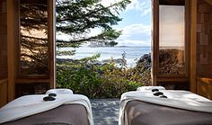 Promotions at the Wickaninnish Inn & Spa