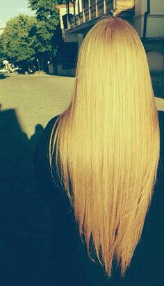 Pretty blonde hair sent to us on Facebook from Lanuka J.
