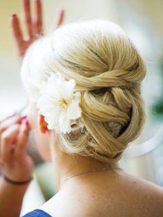Wedding Hairstyles: 25 Hot Wedding HairstylesTheKnot.com -