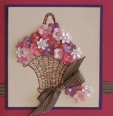 Free Card Making Ideas - Smart Art Cards - Handmade Greeting Cards - Birthday, Christmas, Wedding, Child, Baby Cards....Techniques inc. Scrapbooking, Embossing, Stamping, Eyelets, Distressing - Card Craft