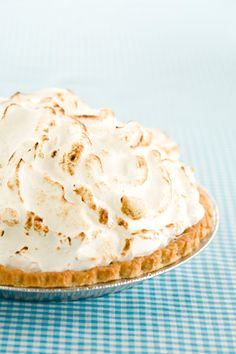 Paula Deen Lemon Meringue Pie