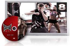 Muay Thai thai dvd, muay thai, place, fit workingout, tapout xt