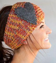 Adorable headband.