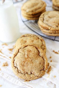 Brown Sugar Toffee Cookies Recipe