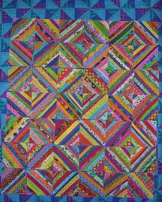 Really want to do a string quilt.