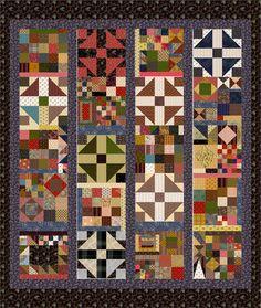 Sentimental Stitches — Shipshewana Scraps Quilt sentiment stitch, scrappi quilt, quilt patterns, quilts, quilting, scrap quilt, homes, shipshewana scrap, sentimental stitches