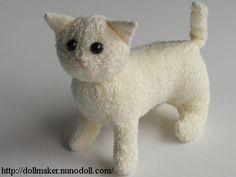 Terry cat pattern