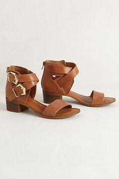 Veranda Sandals #anthropologie